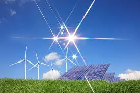 遊休地で太陽光発電